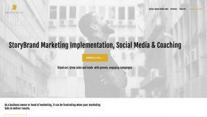 Get 34 Killer Website Examples Built on the StoryBrand Framework