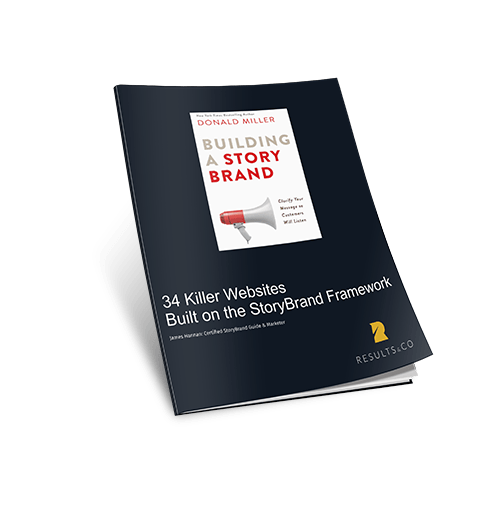 get your Storybrand Website Examples ebook