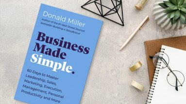 Business Made Simple Book