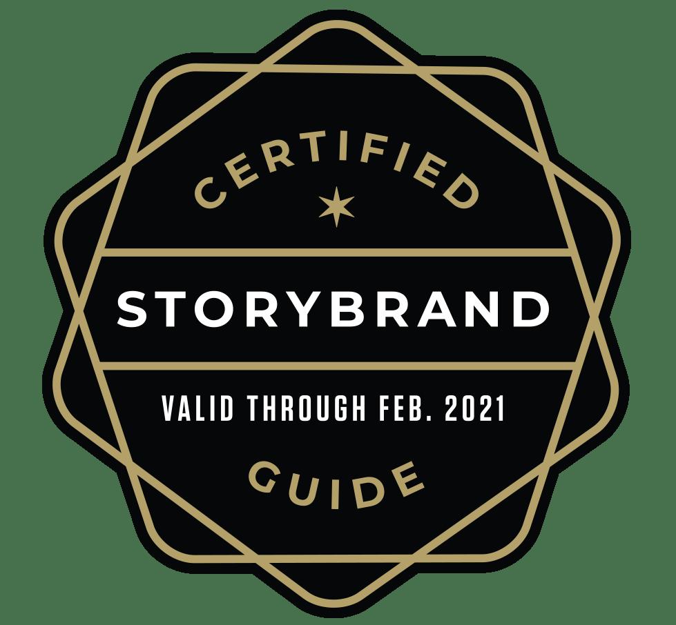 StoryBrand Badge