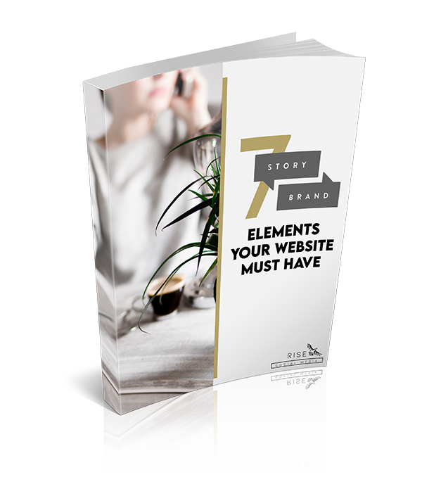7 StoryBrand Elements Your Website Must Have