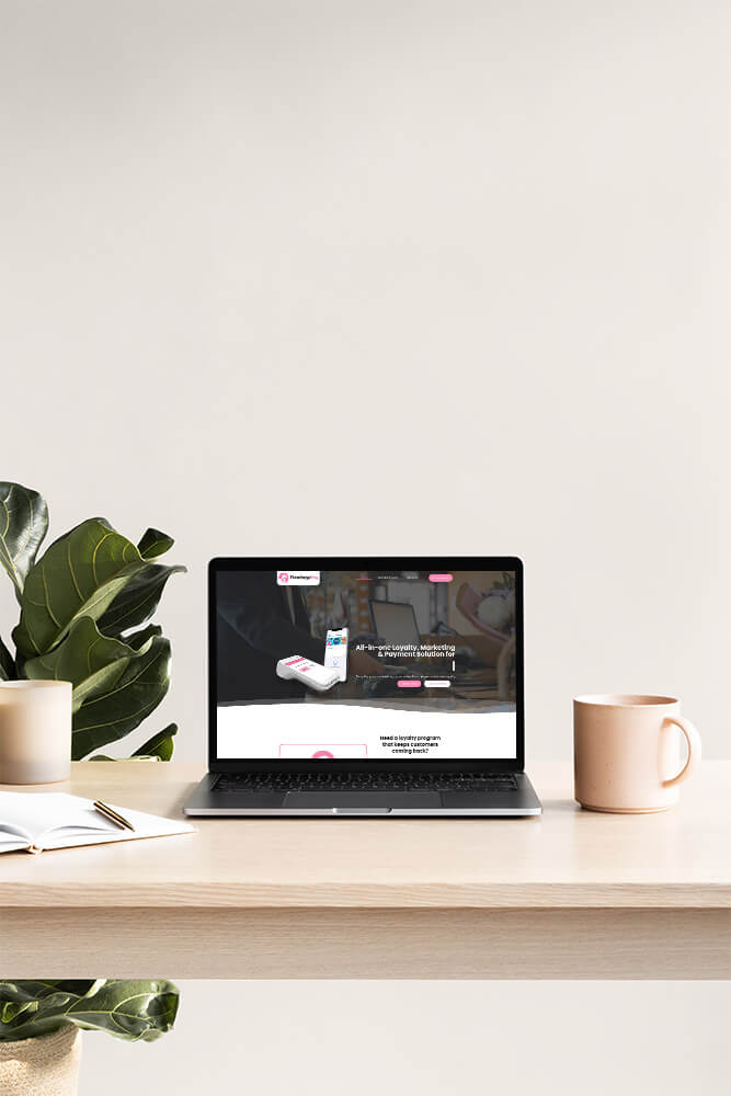 FlamingoPay StoryBrand Website Example